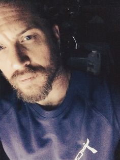Tom Hardy you are hot!