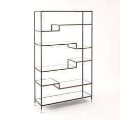 Tiered Tower Bookcase | west elm