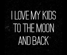 Loving My Kids
