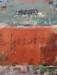 "Allison B. Cooke Firenze Studio XVIII 14"" x 11"" mixed media on paper"