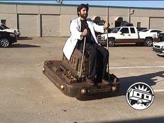 Prop Making: Anti Gravity Machine - YouTube Nikola Tesla Free Energy, Illusion Costumes, Steampunk Images, Foam Factory, Mechanical Gears, Waterfall Features, 3d Cnc, Anti Gravity, Prop Making