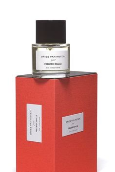 frederic malle dries von noten.  ....in april, you are coming home with me, asap.