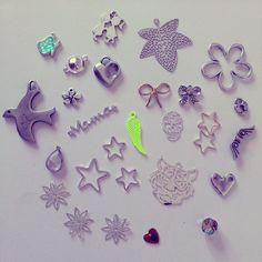 charm jewelry bisuteria cute diy