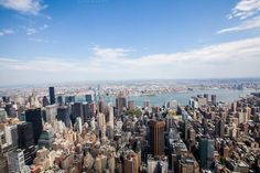 Check out Empire State View - South by radredcreative on Creative Market