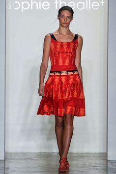 Sophie Théallet  Printemps/Eté 2014 New York  Womenswear   Fashion Mag France