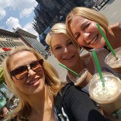 """ #starbucks happy hour price in front of the Holy #Cologne Cathedral on a beautiful #sunny day. #blessedlife """