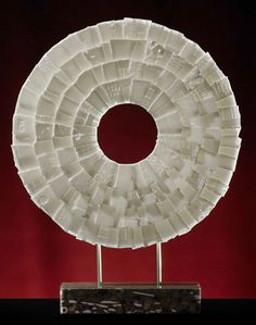 Chris Wight | Artist in Bone China :: Panels Fragments