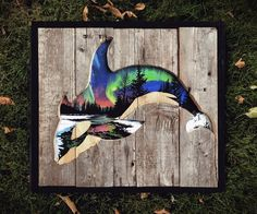 Pallet Art, Diy Pallet Projects, Wood Projects, Woodworking Projects, Pallet Wood, Wood Creations, Wood Wall Art, Wood Carving, Painting On Wood
