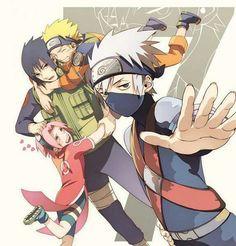 Sakura still had a crush on sasuke even though he's older