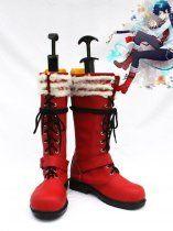 Ao no Exorcist Cosplay Rin Okumura Cosplay Boots