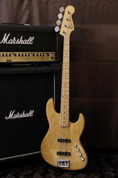 RARE Model 90s Made Fender Japan JBR 80M Active PU Vintage Natural Made in Japan | eBay
