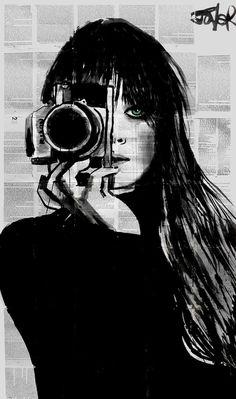 Saatchi Online Artist: Loui Jover