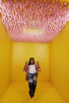 Fun Facts about the SF Museum of Ice Cream - Brown Lady Travels Sf Museums, Ice Cream Design, Places In America, Kiwiana, Stage Design, Cool Photos, Fun Facts, Lady, Repeat