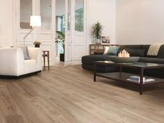 At Donnelly Watson Carpet & Flooring Showroom, we provide top named brands of laminate flooring including Balterio V Groove. Oak Laminate Flooring, Carpet Flooring, Showroom, Modern Design, Dakota, Floors, Future, Products, Laminate Flooring