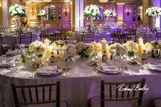 Flowers | Reception Decor | Wedding DC | Willard Hotel Weddings Washington DC | Rodney Bailey Wedding Photography