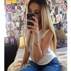 Hot sale 8A ombre lace front human hair wigs two tone brazilian virgin hair straight glueless full lace blonde wigs black roots http://www.aliexpress.com/item/Hot-sale-8A-ombre-lace-front-human-hair-wigs-two-tone-brazilian-virgin-hair-straight-glueless/32504733878.html?spm=0.0.0.0.BApy4A