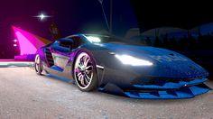 Lamborghini Centenario Polizia