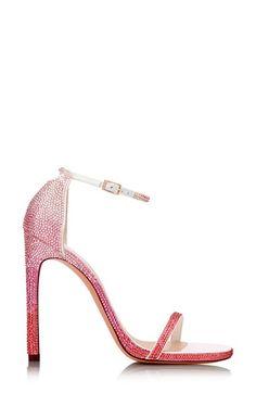 014b79857d7 Stuart Weitzman  Nudistsong  Ombré Ankle Strap Sandal (Women) available at   Nordstrom