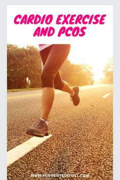 Exercise is super important in managing PCOS but before you lace up your running shoes, you may want to check out this article on the best cardio exercise for your PCOS. Polycystic Ovarian Syndrome, Ovarian Cyst, Pcos Exercise, Treatment For Pcos, Weight Gain, Weight Loss, Pcos Symptoms, Pcos Diet, Best Cardio Workout