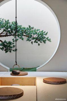 ebb&flow back bar Japanese Tea House, Japanese Modern, Japanese Design, Japanese Architecture, Interior Architecture, Interior Design, Zen Furniture, Pretty Things, Zen Interiors