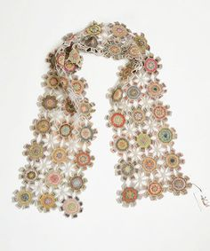 sophie digard ソフィーディガー QUICHOTTE LINEN SCARF / NATURAL ( S サイズ)【楽天市場】