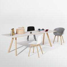 Split Trestle Table Legs | Nomess Copenhagen | Insidestore London