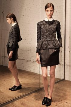 Timo Weiland - Pre-Fall 2013