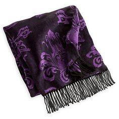 The Haunted Mansion Throw