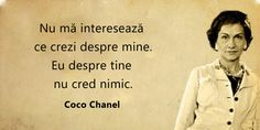 Optimism, Coco Chanel, Love You, Thoughts, Quotes, Life, Instagram, Mai, Personal Development