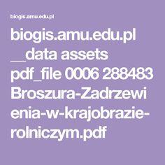 biogis.amu.edu.pl __data assets pdf_file 0006 288483 Broszura-Zadrzewienia-w-krajobrazie-rolniczym.pdf