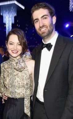 Emma Stone Is Pregnant, Expecting First Baby With Dave McCary - E! Online Celebrity Couples, Celebrity Gossip, Emma Stone Boyfriend, Qualities In A Man, Emma Stone Style, Mahershala Ali, Never Getting Married, Pregnant Wedding, Sag Awards