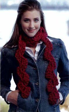 Maggie's Crochet · Hats & Scarves #crochet #pattern #scarf #hat #cute #sets #warm
