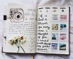 Imagen de journal, book, and art