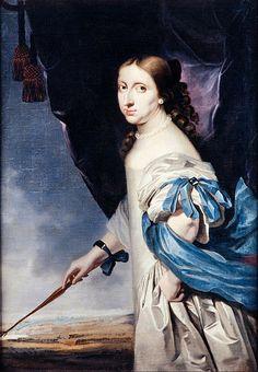 Queen Christina of Sweden (1626 – 89) Date 1661 Artist Abraham Wuchters