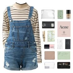 - i might get to too much talking, i might have to tell you something by p-ureness on Polyvore featuring Guild Prime, Topshop, shu uemura, Sephora Collection, Calvin Klein, Meraki, NARS Cosmetics and Prada