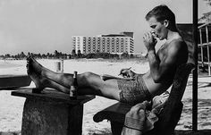 Hunter S. Thompson is listed (or ranked) 2 on the list Famous People from History You Had No Idea Were Hot