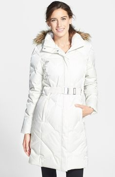 The North Face 'Metrolina' Down Parka with Removable Faux Fur Trim Hood from Nordstrom on Catalog Spree, my personal digital mall.