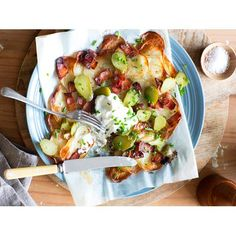 Potatoes with bacon recipe | Food To Love