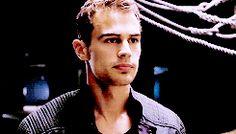 29 GIFs of Theo James aka. Divergent Four, Divergent Fandom, Divergent Trilogy, Theo Theo, Theo James, Fangirl Book, Divergent Insurgent Allegiant, Tobias, Man Alive