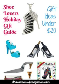 698f735652c Shoe Lovers Holiday Gift Guide  5 Gift Ideas Under  20