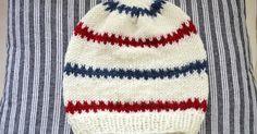 Lantlig inredning, handarbete, trädgård och matlagning. Blandat med resor och familjeliv. Plussar man ihop allt blir det Lindas Lantliga. Knitted Baby Clothes, Knitted Hats, Pioneer Gifts, Knit Crochet, Crochet Hats, Baby Barn, Knitted Animals, Drops Design, Baby Knitting Patterns