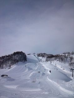 Yuzawa Japan Ski Resort
