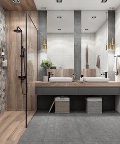 Give your bedroom a nice touch with this amazing tips check it now Best Bathroom Designs, Modern Bathroom Design, Bathroom Interior Design, Bathroom Goals, Bathroom Sets, Master Bathroom, Bathroom Renovations, Home Renovation, Bath Shower Combination