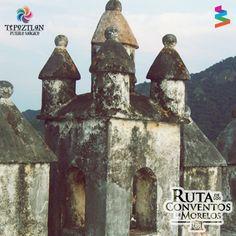 Ruta de Los Conventos #Tepoztlán fb.me/tepozmagico