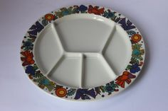 Villeroy & Boch Acapulco pattern hors by MillCottageRetro on Etsy, £25.00