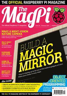 frambuesa-pi: The MagPi, la revista oficial de Raspberry Pi