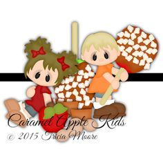 Caramel Apple Kids