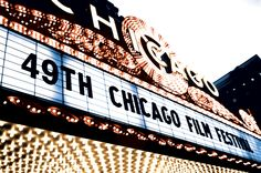 If you didn't make it to Canne this year, discover the Chicago International Film Festival featuring 15 days of film artistry from all across the globe October