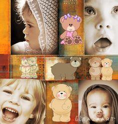 Crianças - Lelia Maria Fachel Sarda