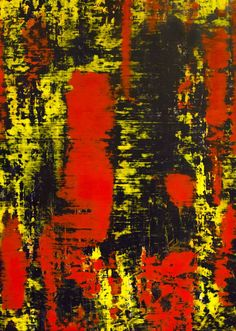 Gerhard Richter Painting, Abstract Expressionism, Abstract Art, Family Art Projects, Original Paintings, Original Art, Art Drawings Beautiful, Art Drawings Sketches, Still Life Photography